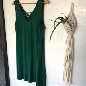 Maurices Brand Green Top